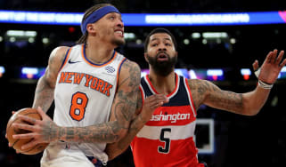 NBA London 2019 Washington Wizards vs. New York Knicks basketball