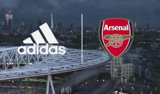 Arsenal Adidas kit