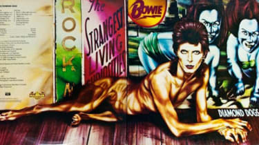 David Bowie Diamond Dogs