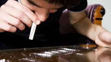 cocaine, drugs, drug abuse