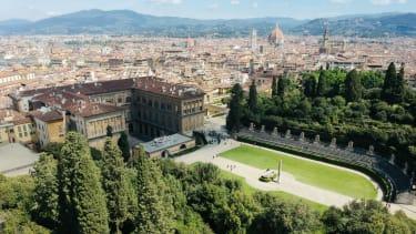 ReGeneration Festival Boboli Gardens Florence Italy