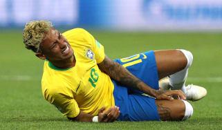 Neymar Brazil team news World Cup