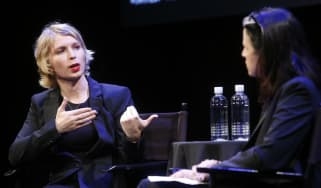 Chelsea Manning (left) is to run for the senate