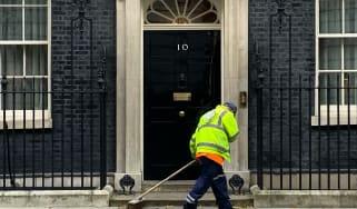 Downing Street working class