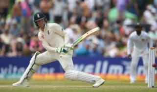England batsman Keaton Jennings scored an unbeaten century against Sri Lanka