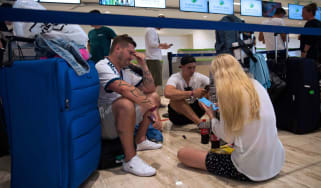 Thomas Cook stranded holidaymakers