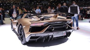 Lamborghini SVJ Roadster