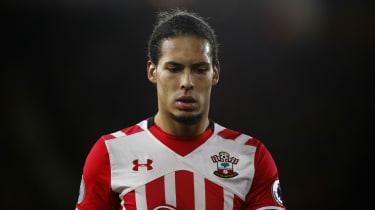 Virgil van Dijk - 2017 transfer targets