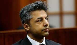 Shrien Dewani at murder trial