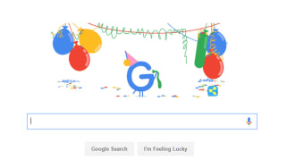 Google Doodle birthday