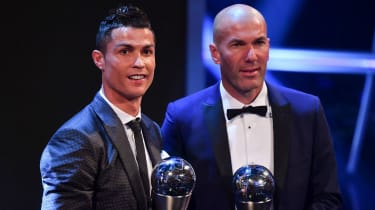 Ronaldo The Best FIFA Men's Player award 2018