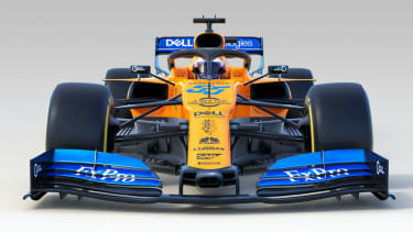 McLaren MCL34 F1 2019 car launch Formula 1