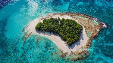Haa Alif Atoll in the Maldives