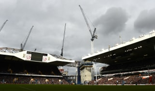 New Spurs ground, White Hart Lane
