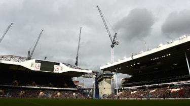 New Spurs ground, White Hart Lane