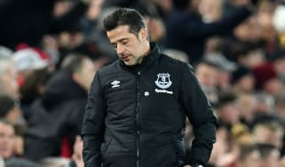 Marco Silva's final match in charge of Everton was the 5-2 loss at Liverpool on 4 December