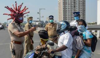 Chennai policeman