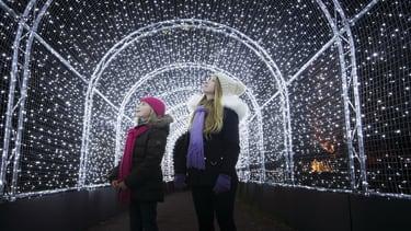 10851 221117 Christmas at Kew