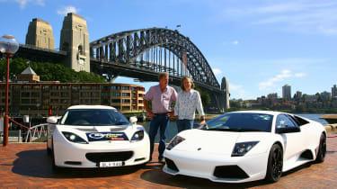 Top Gear in Australia