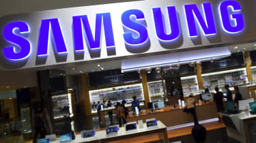 Samsung driverless car