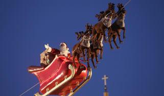 Norad, Father Christmas, Santa