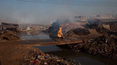 Bangladesh is considered one of the most polluted nations on earth