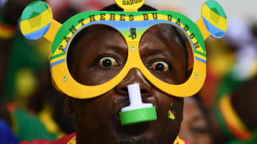 Africa Cup of Nations 2017 football
