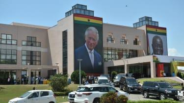 Ghana, Prince Charles, Africa,