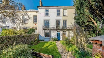 15 St James Terrace, Winchester