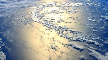 IN SPACE - JULY 17: (EDITORIAL USE ONLY) In this handout photo provided by the European Space Agency (ESA) on July 17, 2014, German ESA astronaut Alexander Gerst took this image of the Earth