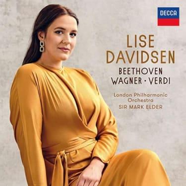 Lise Davidsen (LPO/Sir Mark Elder)- Beethoven, Wagner, Verdi
