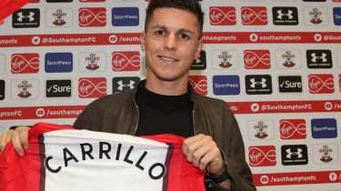 Guido Carrillo Southampton transfer news Monaco