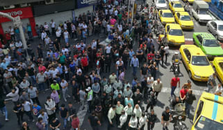 Protests in Iran