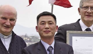 North Korean ambassador to Italy Jo Son-gil has reportedly disappeared