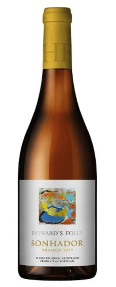 2019 Howard's Folly, Sonhador Branco, Alentejo, Portugal