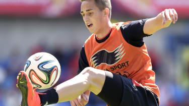 Young stars of the World Cup, Adnan Januzaj