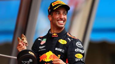 Daniel Ricciardo Red Bull F1 Canada GP