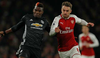Arsenal transfer news Aaron Ramsey Paul Pogba