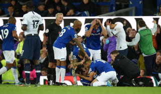 Andre Gomes injury