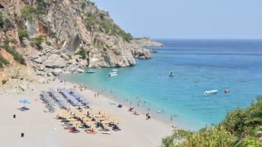 Turkey beach travel
