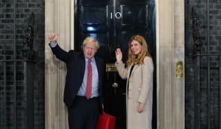 Boris Johnson, Downing Street, Conservatives