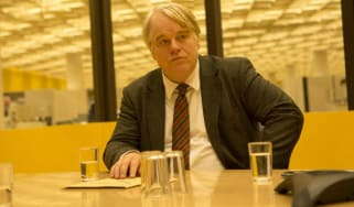 Philip Seymour Hoffman in A Most Wanted Man