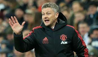 Ole Gunnar Solskjaer replaced Jose Mourinho as Manchester United manager