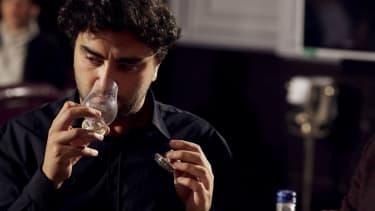 Felipe Schrieberg and The Dram Team whisky tasting masterclass