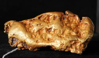 Australia Gold Nugget