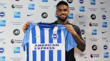 Jurgen Locadia Brighton & Hove Albion transfer PSV