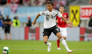 Leroy Sane Germany World Cup squad