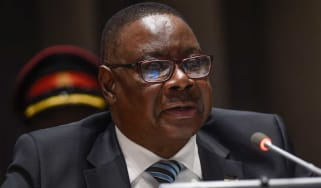 Malawian President Peter Mutharika calls for calm over deadly vampire scare