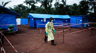 Fears of a major Ebola outbreak after case discovered in transport hub of Congo River
