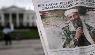 Osama bin Laden's death, newspaper